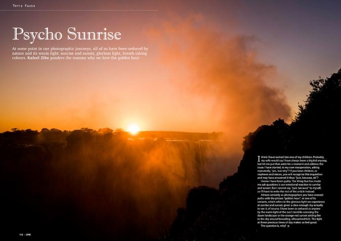 LPM-Psycho Sunrise front page-Kaleel Zibe-www.kaleelzibe.com