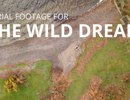 FILMING AERIAL FOOTAGE IN THE LAKE DISTRICT